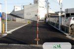 旭町5号線道路改良工事