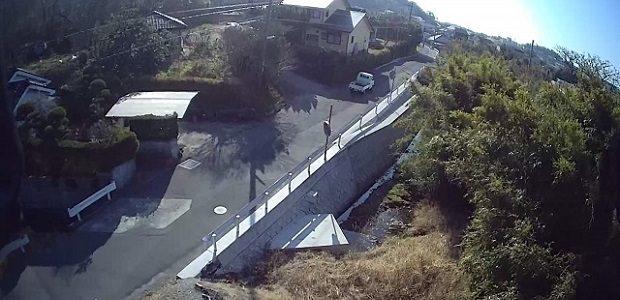 旧国道線道路改良工事