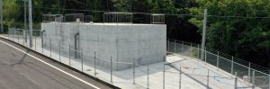 羽島第6配水池築造工事