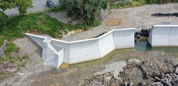 羽嶋漁港水産物供給基盤整備工事