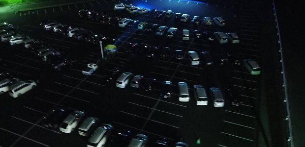 (公社)串木野青年会議所 ドライブインシアター事業