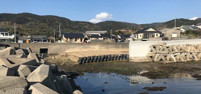 羽島漁港地域水産物供給基盤整備工事(R2-3工区)受注のお知らせ